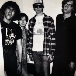 Quand Richard Hell se rafraichissait la cerise avec Sonic Youth