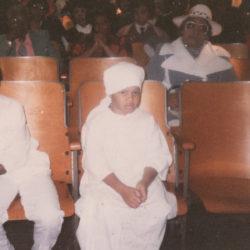 Sérénité, pureté et tension à parts égales dans la musique d'Angel Bat Dawid