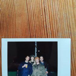 Buddy Records, quatre garçons dans le vent et un chien dans le ciel avec des diamants