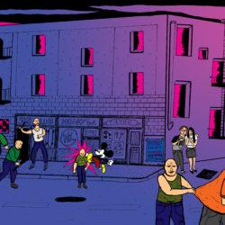 PEN1 DEATH SQUAD: les punks racistes au pays de Mickey Mouse